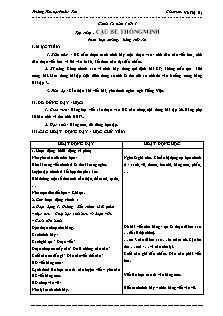 Giáo án Chính tả Lớp 3 - Học kì 1 - Vũ Thị Hạ