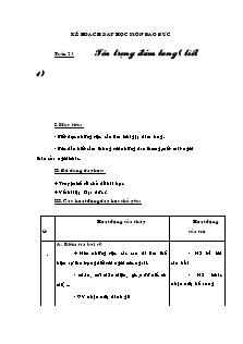 Kế hoạch dạy học môn Đạo đức Lớp 3 - Bài 11: Tôn trọng đám tang (Tiết 1)